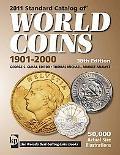 2011 Standard Catalog of World Coins 1901-2000