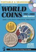 2013 Standard Catalog of World Coins 1901-2000 CD