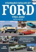 Standard Catalog of Ford 1903-2002 CD