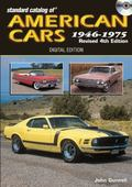 Standard Catalog of American Cars 1946-1975 CD
