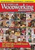 Popular Woodworking 2004-2008 (CD)