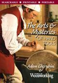Arts & Mysteries of Hand Tools (CD)