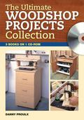 The Ultimate Woodshop Projects Collection (CD)