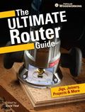Everything Routers Book : Techniques, Jigs, Accessories and Projects
