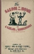 The Saloon In The Home Or A Garland Of Rumblossoms 1930 Reprint