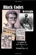 Black Codes In Georgia