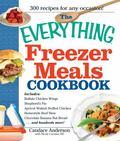 Everything Freezer Meals Cookbook