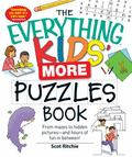 Everything Kids' More Puzzles Book : From Mazes to Hidden Pictures - And Hours of Fun in Bet...