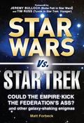 Star Wars vs. Star Trek: Could the Empire kick the Federation's ass? And other galaxy-shakin...