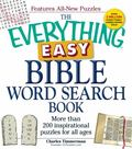 Everything Easy Bible Word Search Book : More than 200 inspirational puzzles for all Ages