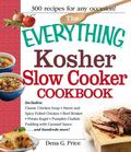 Everything Kosher Slow Cooker Cookbook