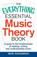 Everything Essential Music Theory Book
