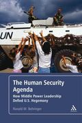Human Security Agenda : How Middle Power Leadership Defied U. S. Hegemony