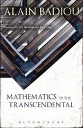 Mathematics of the Transcendental : Onto-Logy and Being-There
