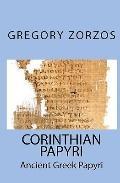 CORINTHIAN PAPYRI (Greek Edition)