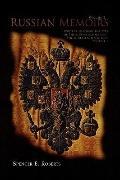 Russian Memoirs Volume 1