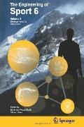 Engineering of Sport 6: Volume 2: Developments for Disciplines