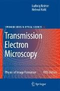 Transmission Electron Microscopy: Physics of Image Formation (Springer Series in Optical Sci...