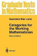 Categories for the Working Mathematician 2e