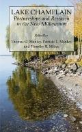 Lake Champlain : Partnerships and Research in the New Millennium