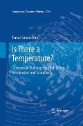 Is There a Temperature?: Conceptual Challenges at High Energy, Acceleration and Complexity (...