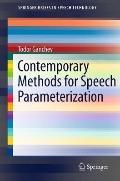 Contemporary Methods for Speech Parameterization