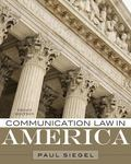 Communication Law in America