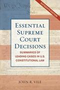 Essential Supreme Court Decisicb