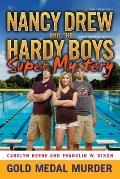 Gold Medal Murder (Hardy Boys, Undercover Brothers)