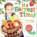 It's Harvest Time! : A Book with Foldout Pages