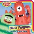 Best Friends: A Chock-a-Block Book (Yo Gabba Gabba!)