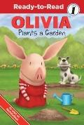 OLIVIA Plants a Garden (Olivia TV Tie-in)