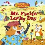 Mr. Fixit's Lucky Day (Busytown Mysteries)