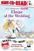 Eloise Ready-to-Read Value Pack : Eloise's Summer Vacation; Eloise at the Wedding; Eloise an...