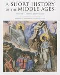 A Short History of the Middle Ages, Volume I: From c.300 to c.1150, Fourth Edition