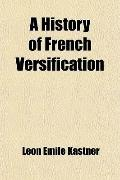 History of French Versification