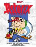 Asterix Omnibus 8 : Includes Asterix and the Great Crossing #22, Obelix and Co. #23, and Ast...