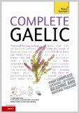 Complete Gaelic. by Boyd Robertson and Iain Taylor (Teach Yourself)
