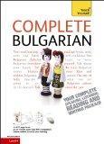 Complete Bulgarian. by Michael Holman and Mira Kovacheva