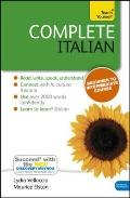 Complete Italian Book and CD Pack: Teach Yourself