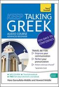 Keep Talking Greek: A Teach Yourself Audio Course (Teach Yourself Language)