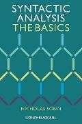 Syntactic Analysis : The Basics