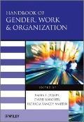 Handbook of Gender, Work and Organization
