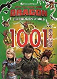 How to Train Your Dragon The Hidden World: 1001 Sticker Book