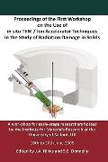 Proceedings of the First Workshop on the Use of in situ TEM / Ion Accelerator Techniques in ...