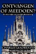 Ontvangen of Meedoen? (Dutch Edition)