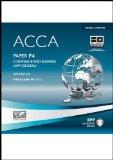 ACCA - F4 Corporate and Business Law (Global): Audio Success