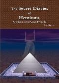 Secret Diaries of Hemiunu, Architect of the Great Pyramid