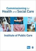 Commissioning Within Health and Social Care