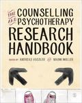 Counselling and Psychotherapy Research Handbook